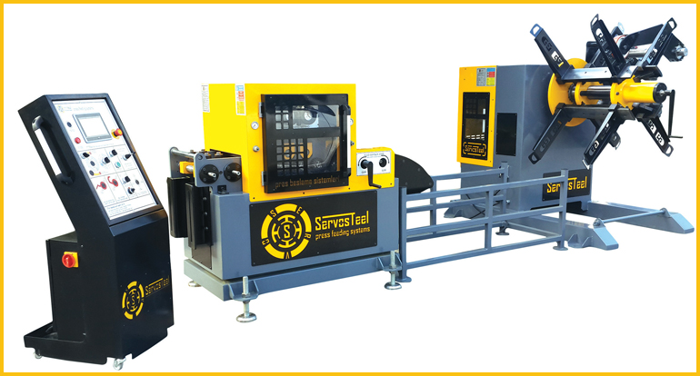 Straightener Servo Feeder from Turkey