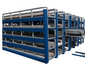 H Rack Storages