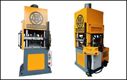 60 ton single action Hydraulic Press