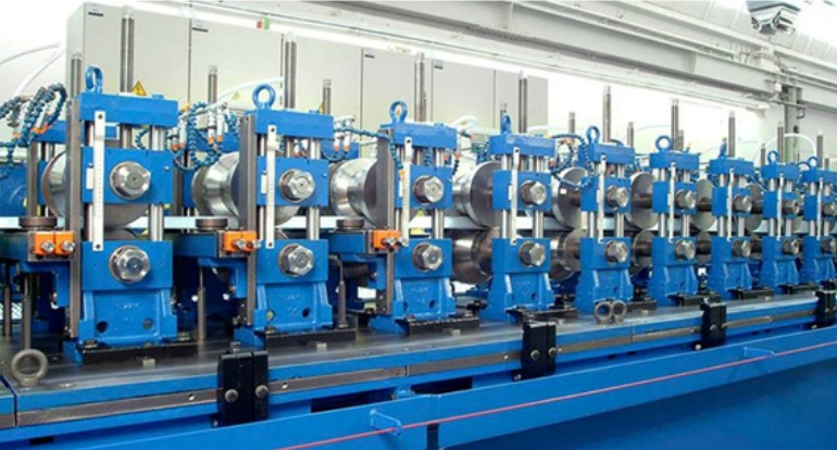 Roll Forming Lines to make the roll forming process