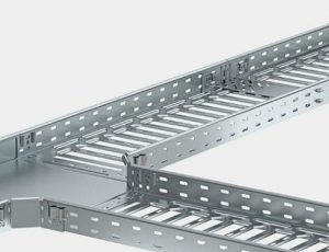 Cable Tray Production by Roll Forming Machine