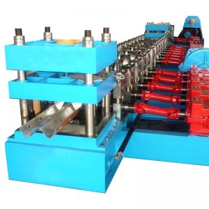 Highway Guardrail Automatic Roll Forming Line