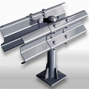 Steel Road Barrier Production