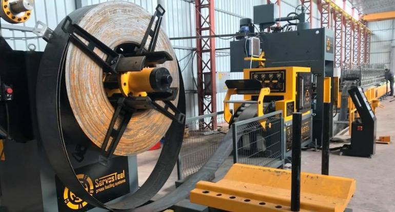Roll Forming Makinaları
